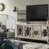 Elan Mid Century Modern Grey Velvet Club Chair
