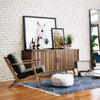 Danny Reclaimed Wood Media Console 71""