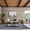 Scandinavian Style Sofa in Livingroom