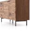 VBAR-064,HARLAN Sideboard,Reclaimed Pine, Walnut, Tan
