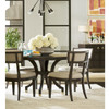 Ambrose Curved Back Upholstered Dining Chair,788636-RTA