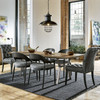 Belmont Upholstered Curved Back Dining Chair