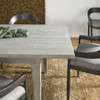 Digby Grey Reclaimed Wood Dining Table 84""