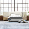 Brooklyn Extended Panel Box-Tufted Queen Upholstered Beds