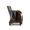 Cathy Coastal Wicker Accent Chairs