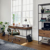 """Fulton Industrial Modular Desk with 3 Drawers 60"""""""