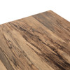 UWES-214,HUDSON SQUARE COFFEE TABLE-SPALTED