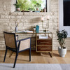Antonia Cane Back Dining Arm Chairs