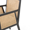 CPRL-0091219-084P,ANTONIA CANE DINING ARM CHAIR