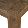 Penn Rustic Reclaimed Wood Dining Room Benches