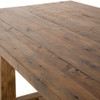 Otto Campaign Reclaimed Wood Dining Table 87""