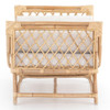 Marina Woven Natural Rattan Chaise Daybed,223152-002