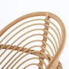 Marina Woven Natural Rattan Chair - Lago Dune
