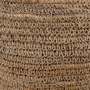 Bodhi Woven Natural Banana Leaf Basket
