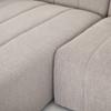 Langham Napa Sandstone Channeled 6-Piece Sectional Laf