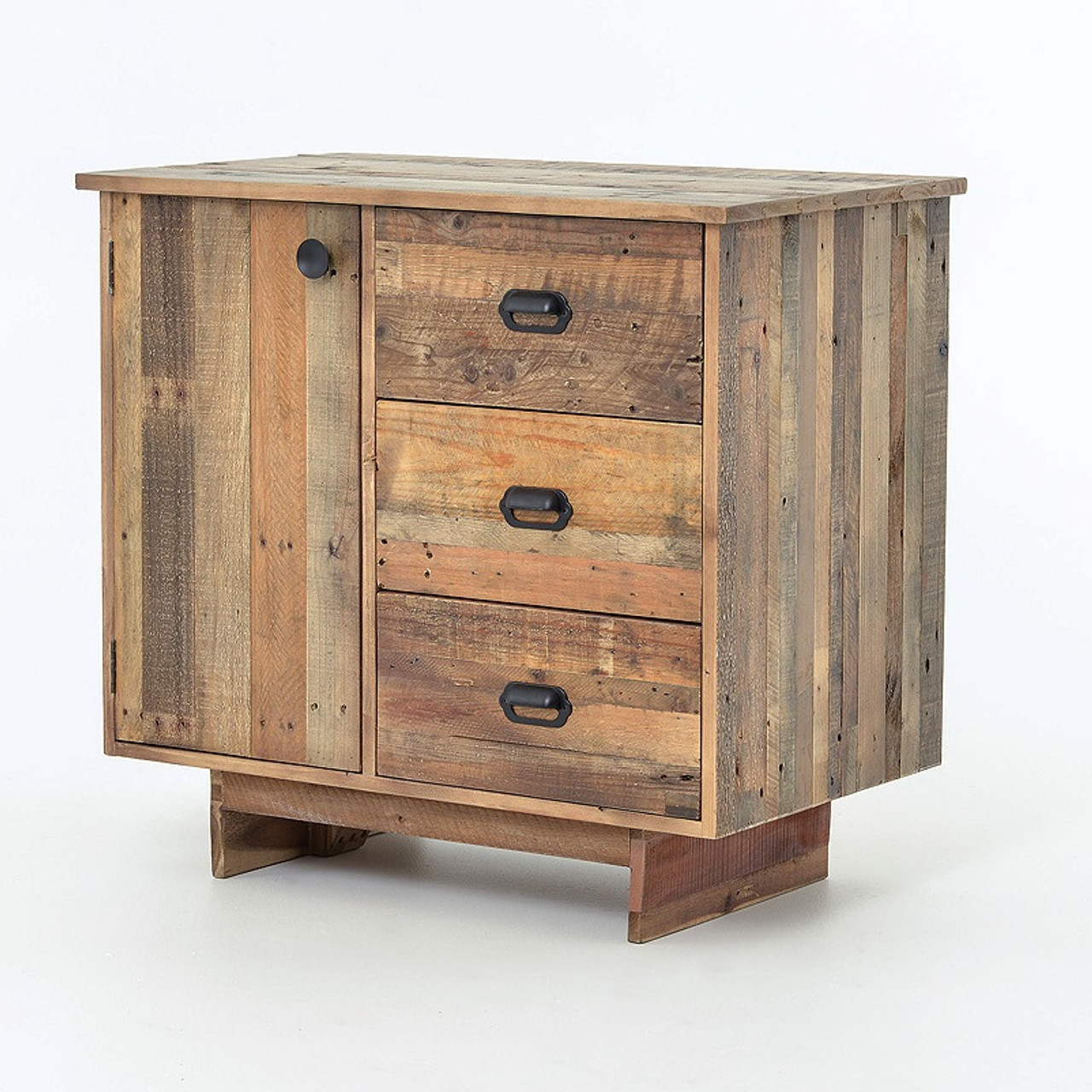 best service defed d0da7 Angora Reclaimed Natural Wood Small Sideboard