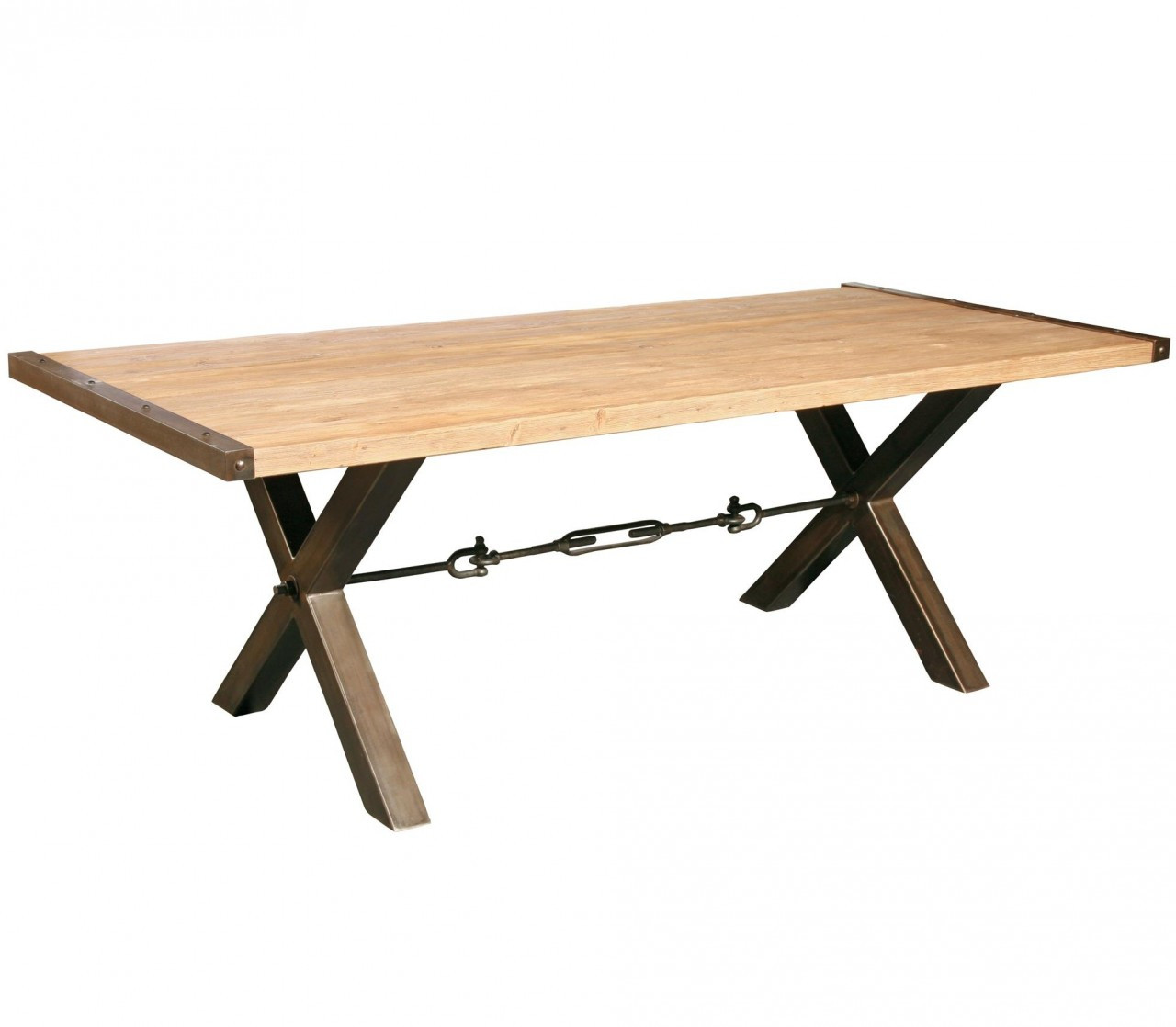 Turnbuckle Dining Bench