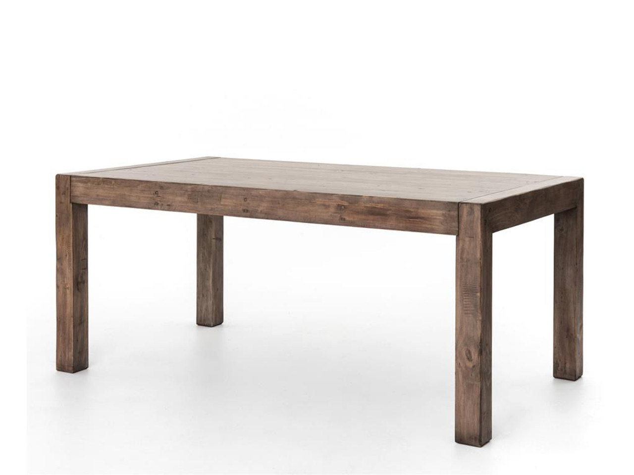 Parsons Dining Table 71\'\'-Sundried Ash