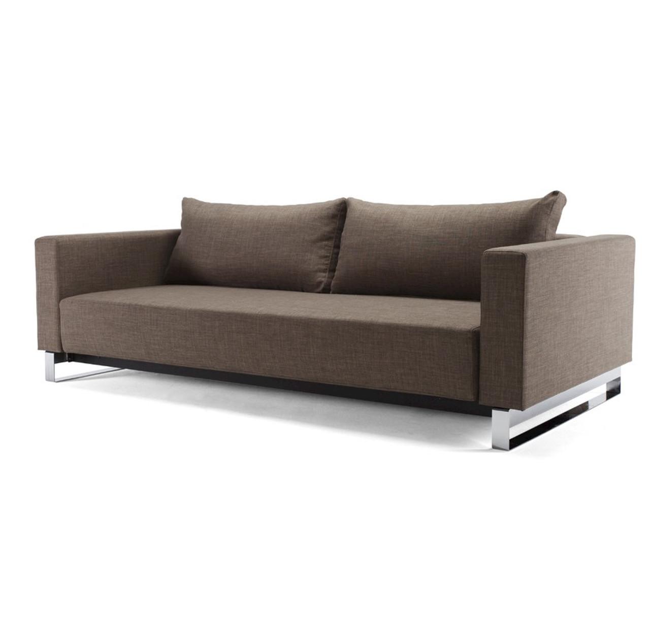 Superb Cassius Sleek Excess Sofa Bed Lounger Theyellowbook Wood Chair Design Ideas Theyellowbookinfo