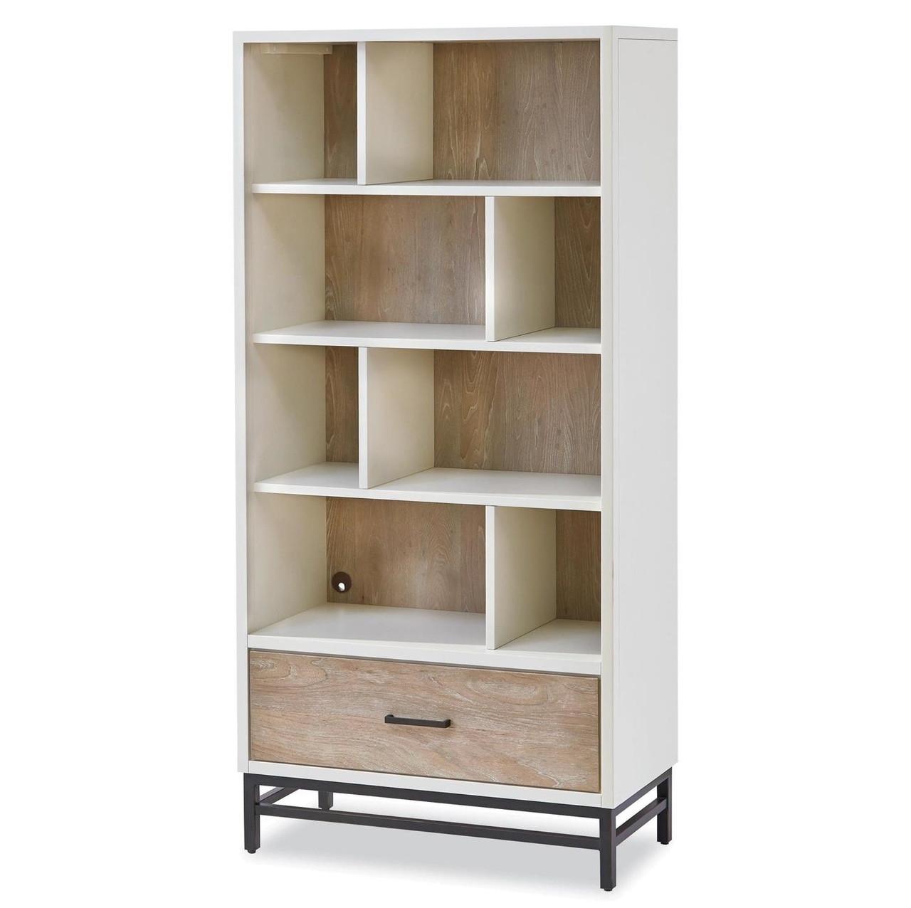 Myroom Modern Kids Bookcase White
