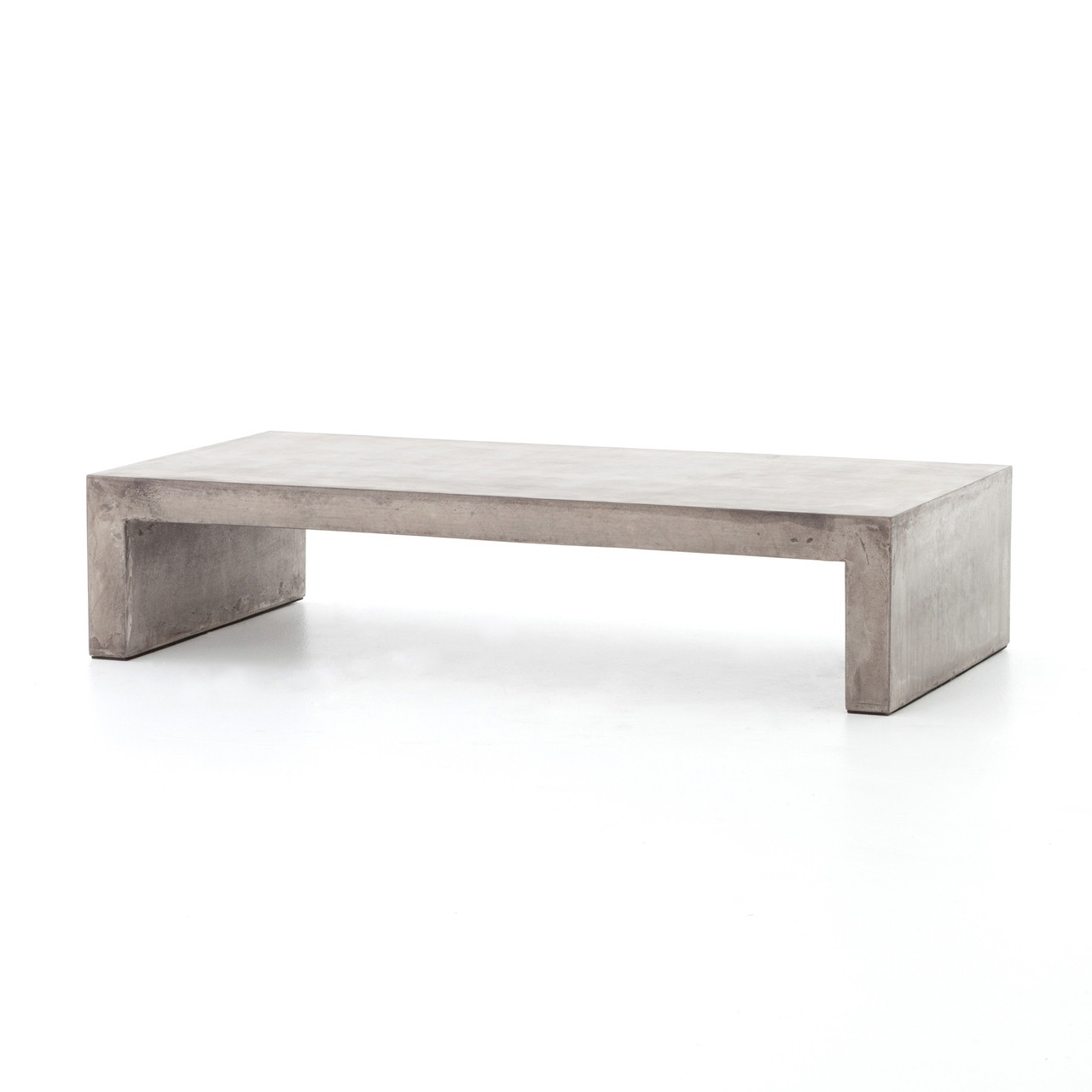 Parish Indoor / Outdoor Concrete Coffee Table 60\