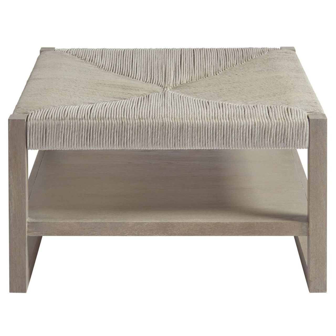 Driftwood Simmons Upholstery Square MTN Cocktail Table