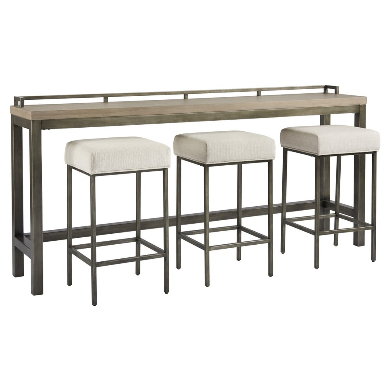 Mitchell 4 Pc Counter Height Table Set 82 Zin Home