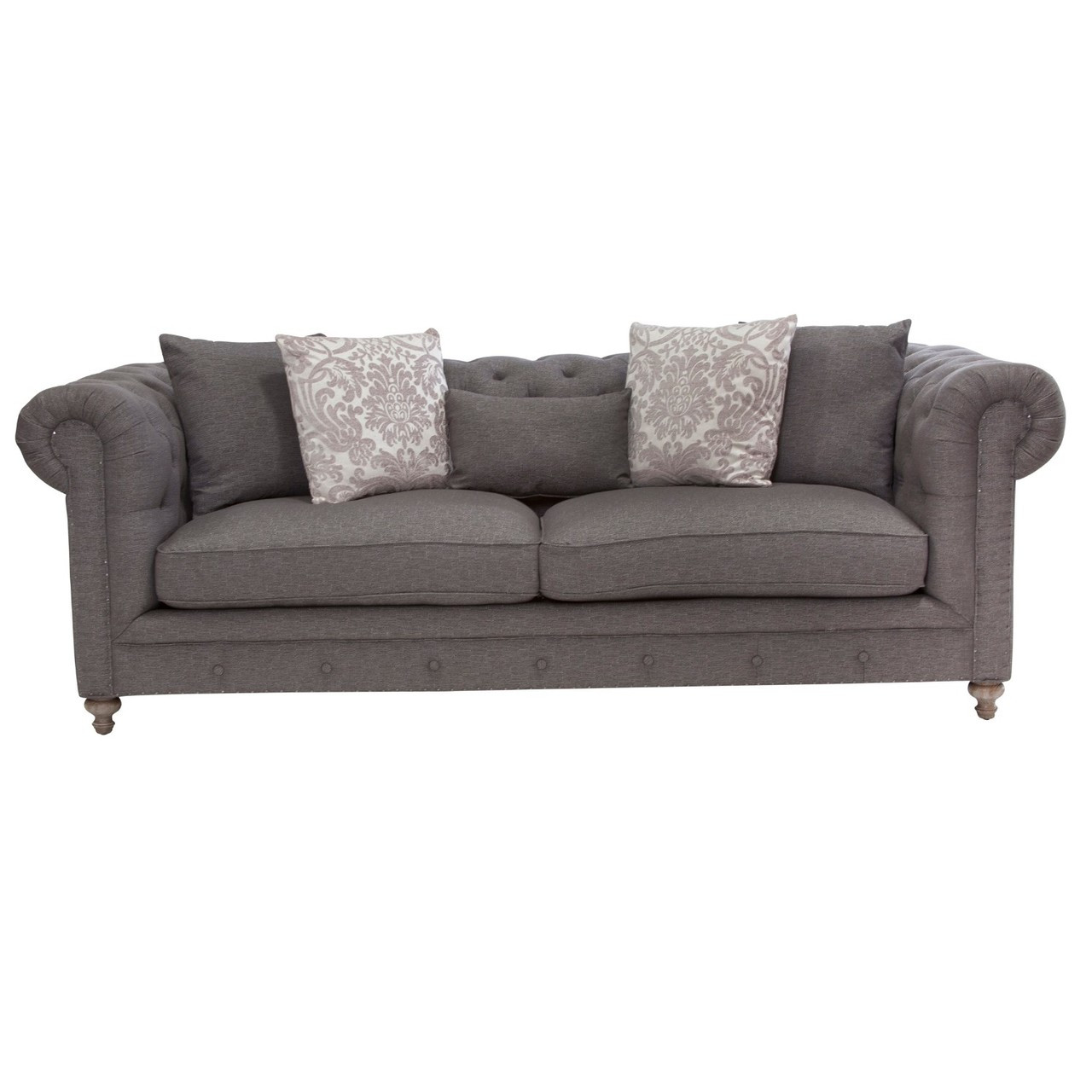 alice charcoal tufted sofa 104 zin home rh zinhome com  charcoal gray tufted sofa