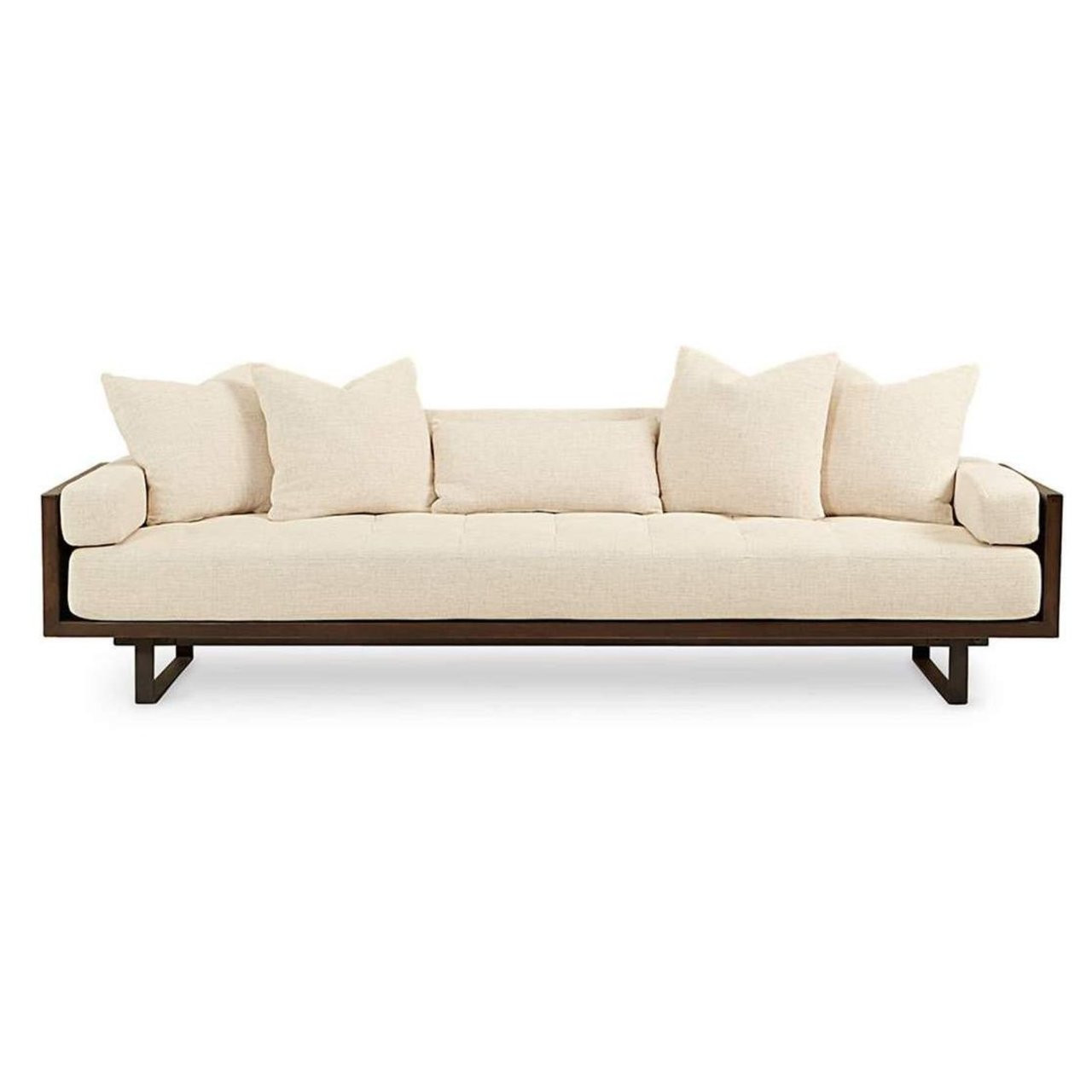 Preston modern tufted sofa 99 zin home