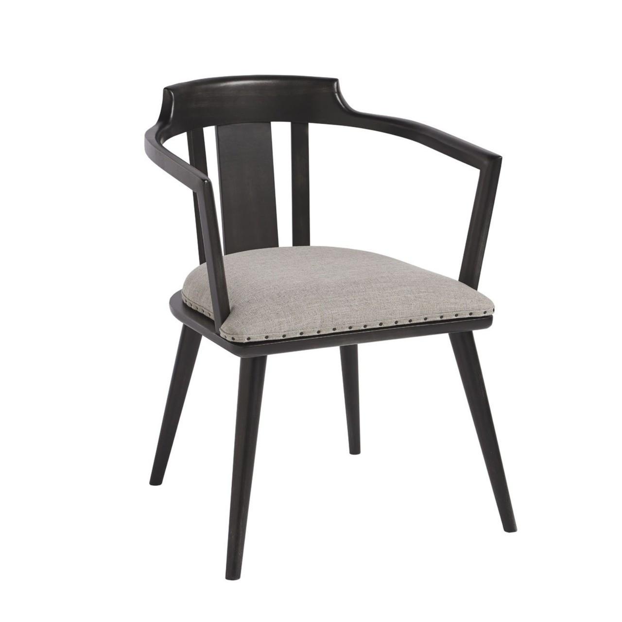 Admirable Windsor Mid Century Modern Barrel Back Side Chairs Ibusinesslaw Wood Chair Design Ideas Ibusinesslaworg
