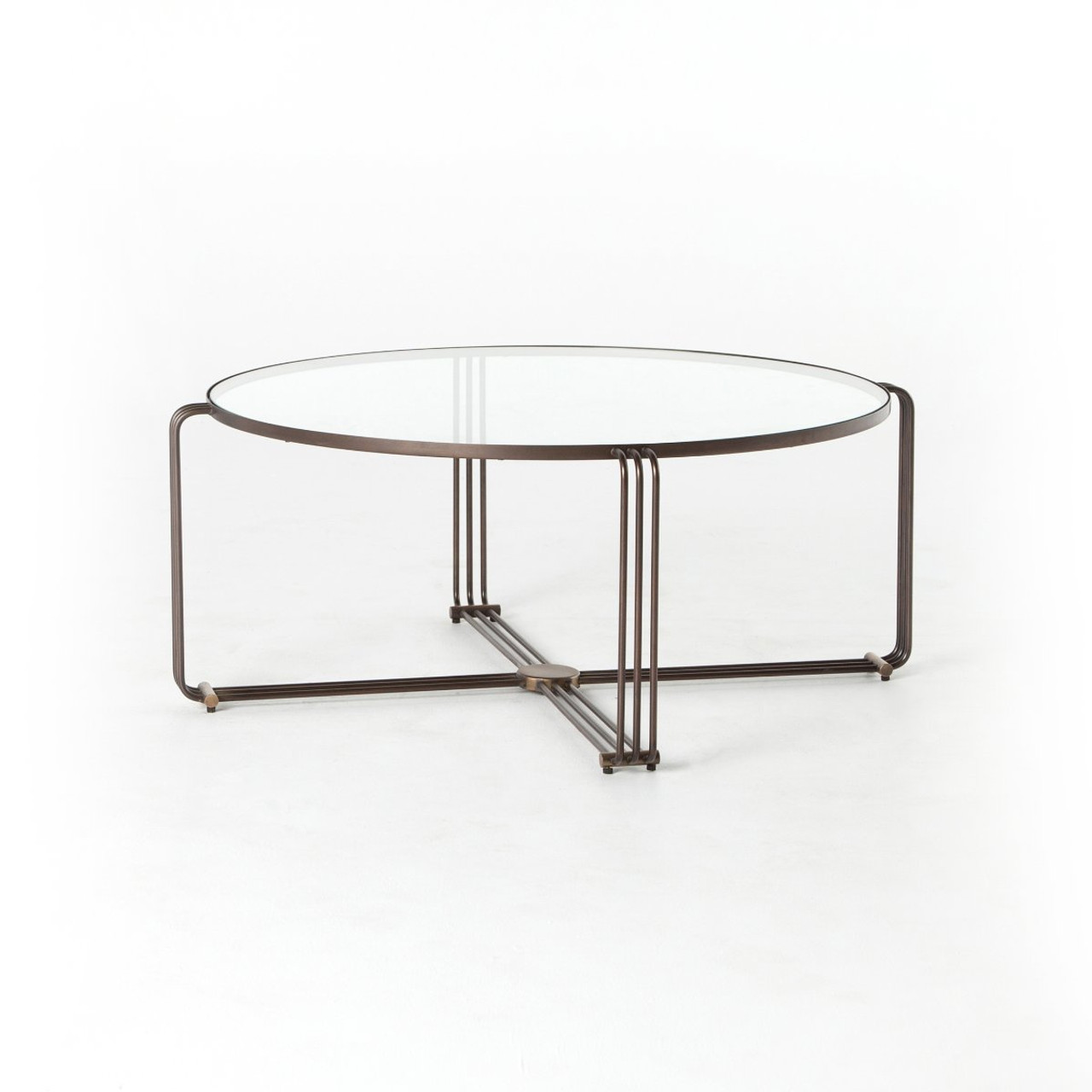 Awesome London Round Glass Top Coffee Table 40 Machost Co Dining Chair Design Ideas Machostcouk