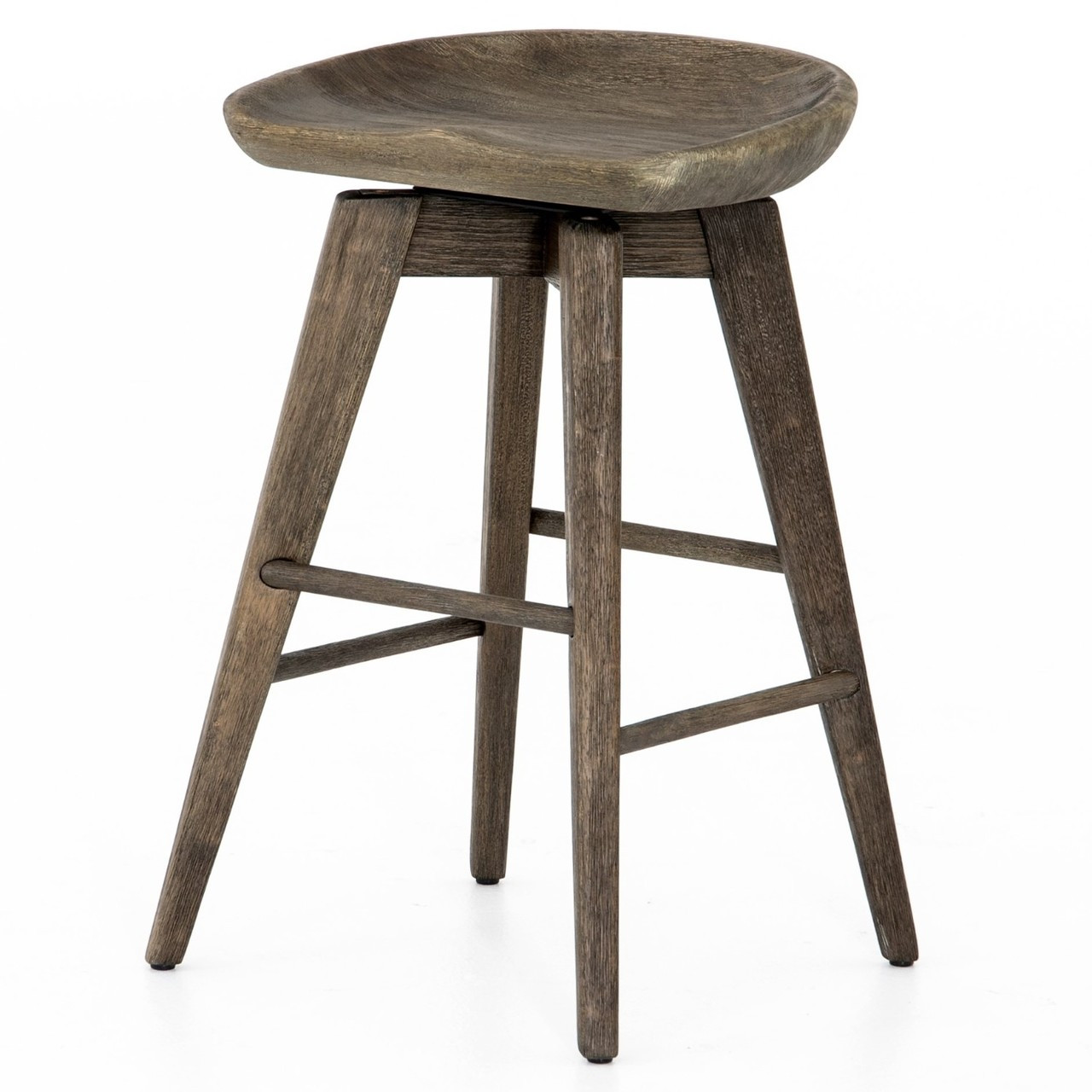 separation shoes 09e8e 0e6b9 Paramore Modern Swivel Counter Stool