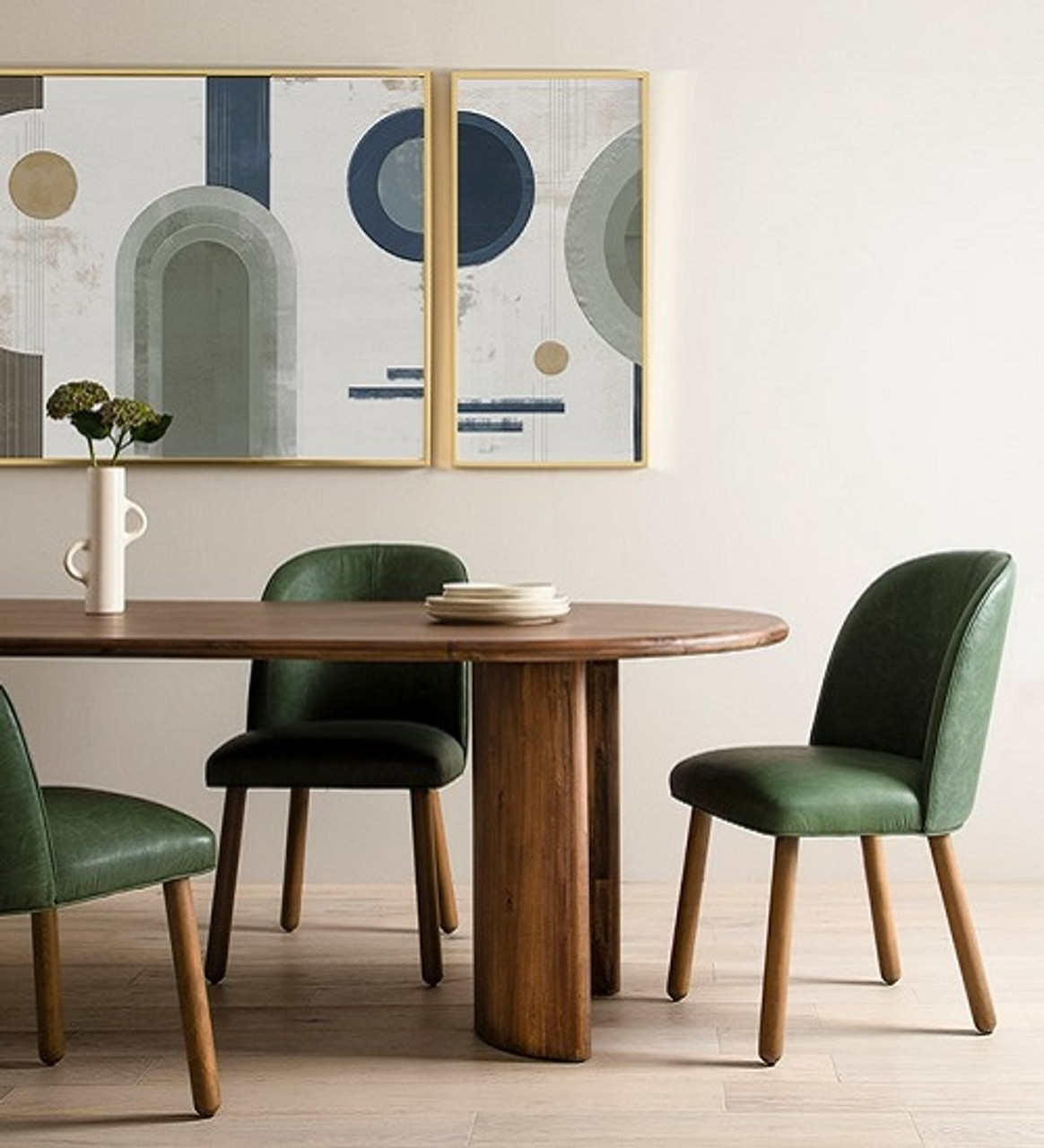 How to Mix & Match Dining Tables & Chairs