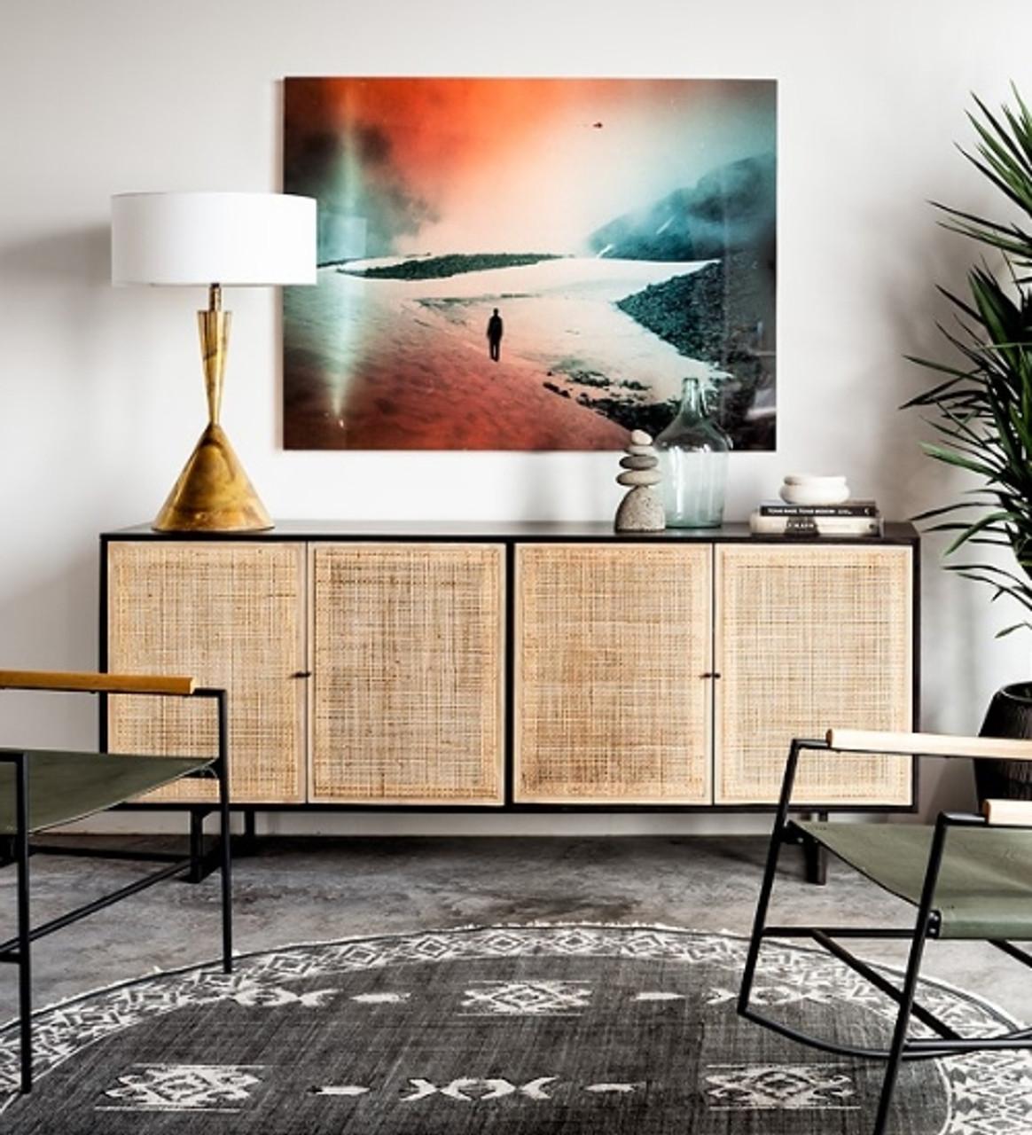 Trend Alert: Woven Cane & Wicker Furniture