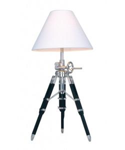 Marine Tripod Crank  Lamp