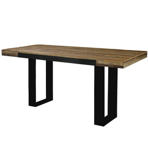 Industrial Pub Table