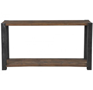 Reclaimed Wood Jaden Console Table 67""