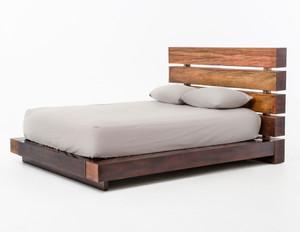 Iggy Queen Platform Bed Frame
