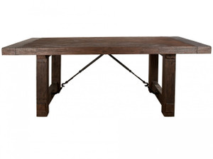 """Carter Extension Dining Table 117"""""""