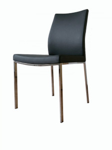 Pasha Chrome Dining Chair