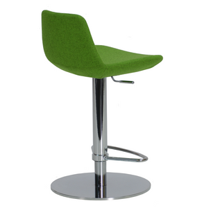 Pera Piston Stool