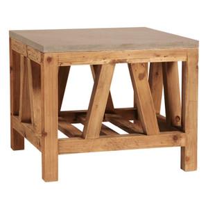 "Bluestone End Table 24"""