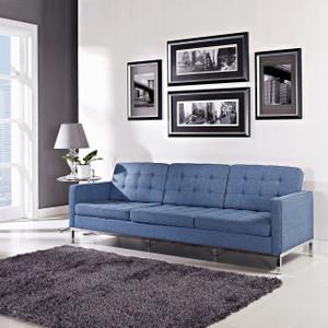 Florence Style Wool Loft Sofa