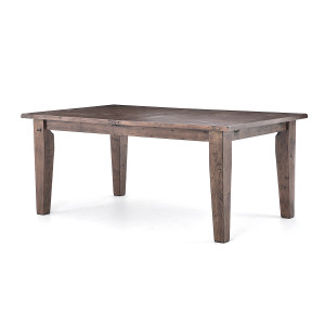 Coastal Reclaimed Wood Extension Dining Table 96""