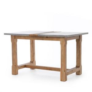 Bluestone + Wood Foundry Farmhouse Counter Pub Table
