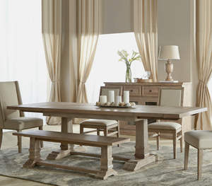 """Hudson 110""""  Extension Dining Table"""