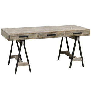 Juliana Sawhorse Reclaimed Wood Desk