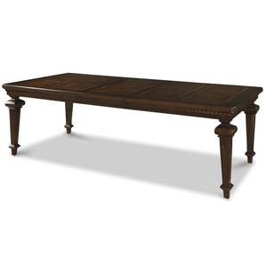 Proximity Cherry Wood Extending Dining Table 101""