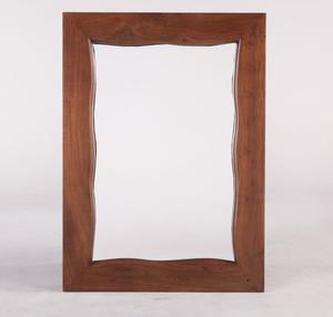 Live Edge Solid Wood Mirror