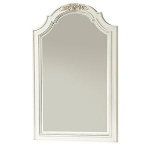 Rosalie Kids Vertical Bedroom Mirror - White